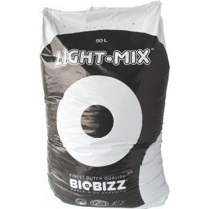 bio bizz light -mix potting soil 50l bag