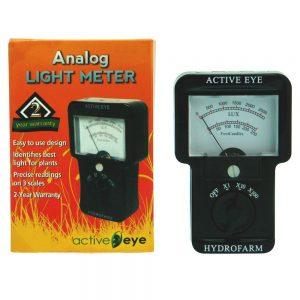 active eye light meter