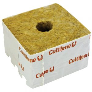 cultilene 100mm cube with small hole