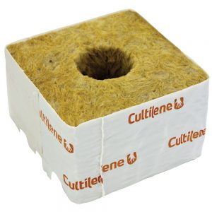 cultilene 100mm cube with large hole