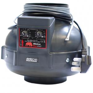 "rhino thermostatically controlled 100mm (4"")"