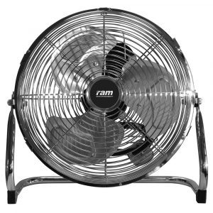 "Ram Floor Fan (12"") 3 Speed"