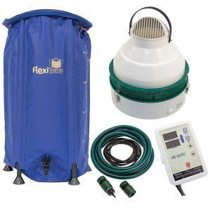 HR-50 Complete Kit With Digital Humidistat