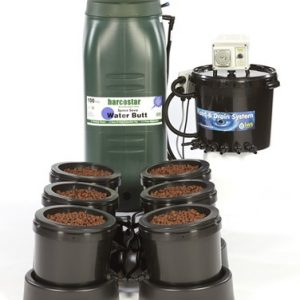 IWS 6 pot system with remote brain