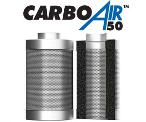 CarboAir Carbon Filter 150mm x 660mm
