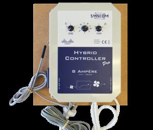 SMSCom Hybrid Fan Speed Controller 8 Amp mk2