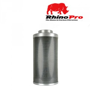 Rhino Pro Carbon Filter 125mm x 300mm