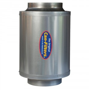 Can Filters Silencer 100mm