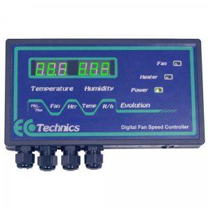 Ecotechnics Evolution Digital Fan Speed Controller
