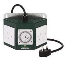 GreenPower Pro 2 Way Contactor Timer 13amp