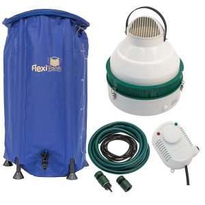 HR-50 Complete Kit With Analogue Humidistat