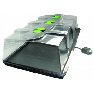 Large X-Stream Heated Propagator