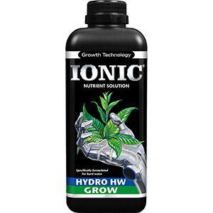 Ionic Hydro Grow Hard Water 1L